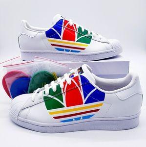 Adidas Originals Superstar Pure Sneakers